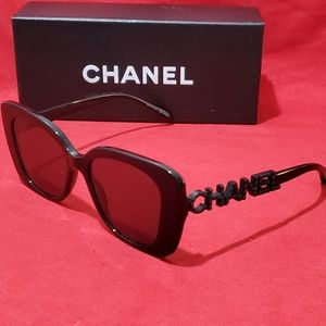 Chanel Limited Edition 2020 Runway Sunglasses